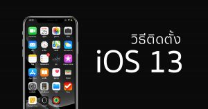 ios 13 beta install