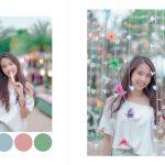 Diary-pastel