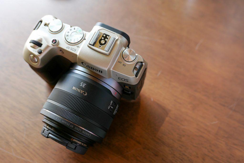 รีวิวกล้อง Canon EOS RP เลนส์ RF 35mm f1.8 Macro
