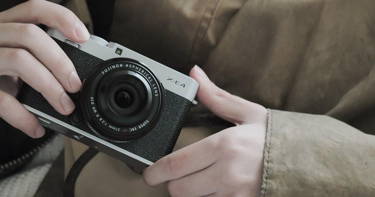 Fujifilm X-E4 ดีไหม