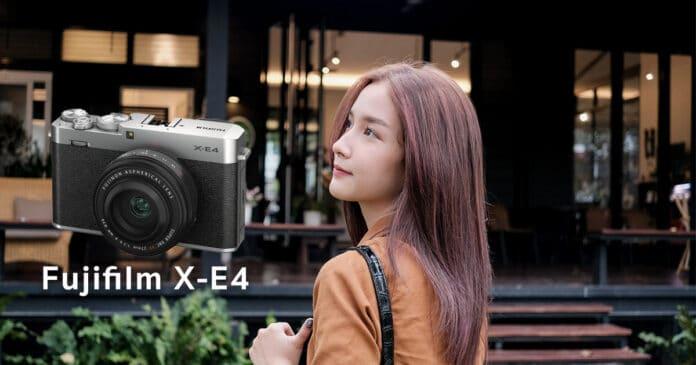 Fujifilm X-E4 รีวิวภาพ 27mm f2.8 R WR