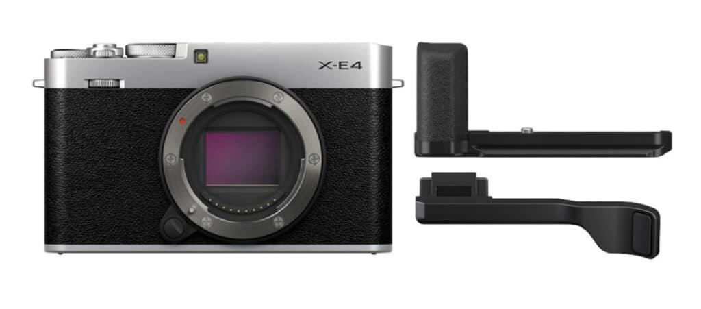 Fujifilm X-E4 Accessories